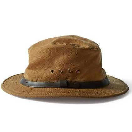 Filson Tin Cloth Packer Hat-MENS CLOTHING-FILSON-Kevin's Fine Outdoor Gear & Apparel
