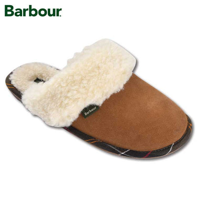 Barbour Ladies Lydia Mule Slippers