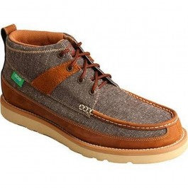 Twisted X Men's Dust Casual Shoe-FOOTWEAR-Twisted X Inc.-DUST/BROWN-10-Kevin's Fine Outdoor Gear & Apparel