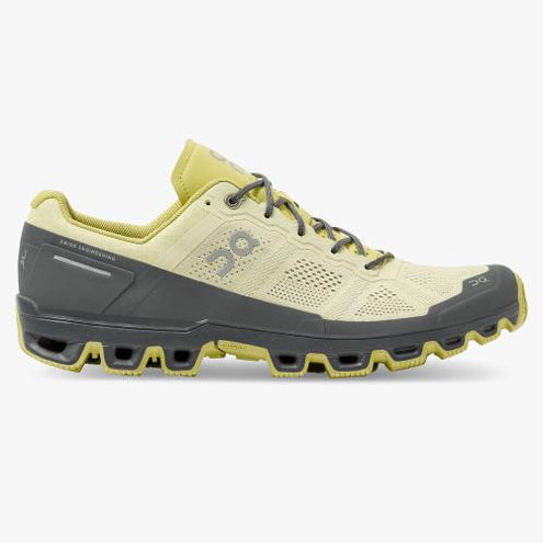 Men's Cloudventure Performance Shoe-FOOTWEAR-HAY/ROCK-8-Kevin's Fine Outdoor Gear & Apparel