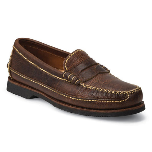 Chippewa American Bison Penny Loafer