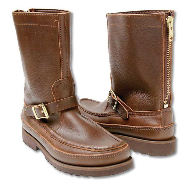 Russell Zephyr II Zipper Boot - Dark Brown