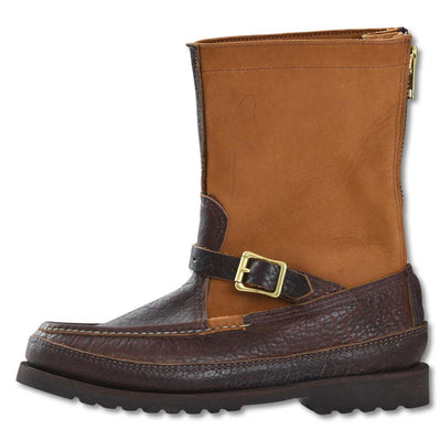 Russell Zephyr II Bison/Chamois Zipper Boot-FOOTWEAR-BISON-CHAMOIS-10-D-Kevin's Fine Outdoor Gear & Apparel