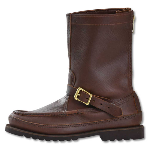 Russell Zephyr II Zipper Boot - Dark Brown-FOOTWEAR-DK BROWN-10-D-Kevin's Fine Outdoor Gear & Apparel