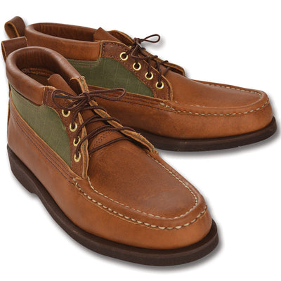 Russell Plantation Series Cushion Collar Chukka