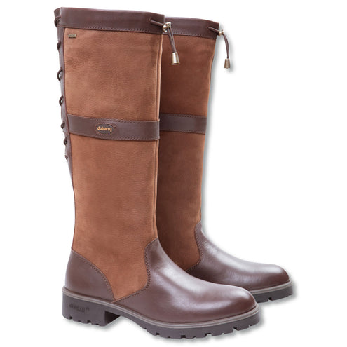 Dubarry Glanmire Waterproof Boot-WOMENS CLOTHING-WALNUT-US 5-5.5-Kevin's Fine Outdoor Gear & Apparel