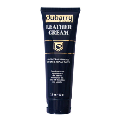 Dubarry Of Ireland Leather Cream Blue Tube