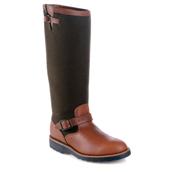 Chippewa Mens 17-inch Viper Cloth Snake Boot
