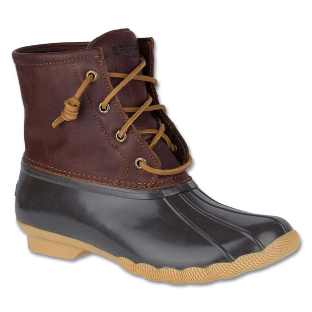 Sperry Saltwater Duck Boot-FOOTWEAR-TAN/BROWN-10-Kevin's Fine Outdoor Gear & Apparel