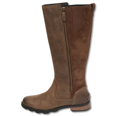 Sorel Emelie Tall Boot Waterproof Leather Boot
