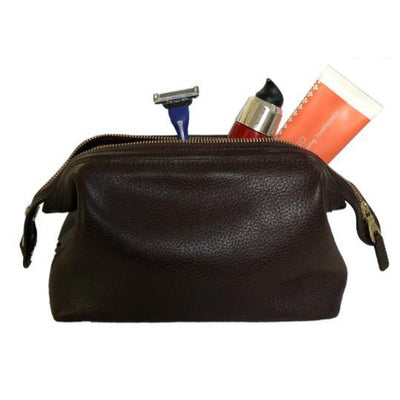 J Holland Co. Dr. Shave Kit-LUGGAGE-Stout Pebble-Kevin's Fine Outdoor Gear & Apparel