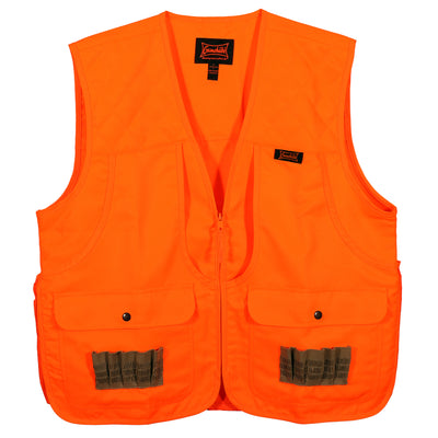 Gamehide Youth Front Loader Vest-HUNTING/OUTDOORS-S-Blaze Orange-Kevin's Fine Outdoor Gear & Apparel