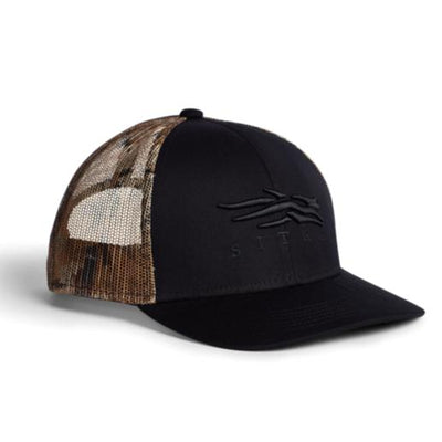 Sitka Icon Mid Pro Trucker Cap-Men's Accessories-Marsh-Kevin's Fine Outdoor Gear & Apparel