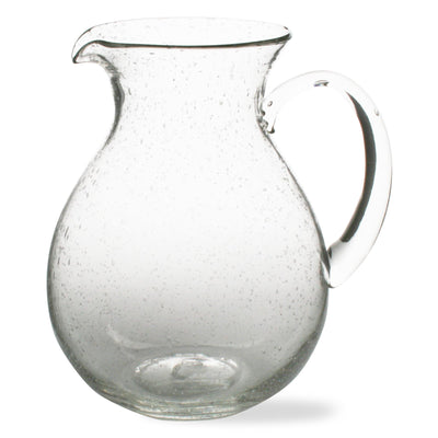 Bubble Glass Pitcher-HOME/GIFTWARE-Clear-Kevin's Fine Outdoor Gear & Apparel