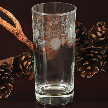 Pinecone Glassware - 15 oz. Highball
