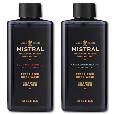 Mistral Men's Body Wash