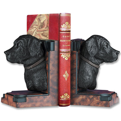 Lab Head Bookends