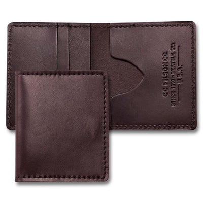Filson Cash & Card Case-MENS CLOTHING-BROWN-Kevin's Fine Outdoor Gear & Apparel
