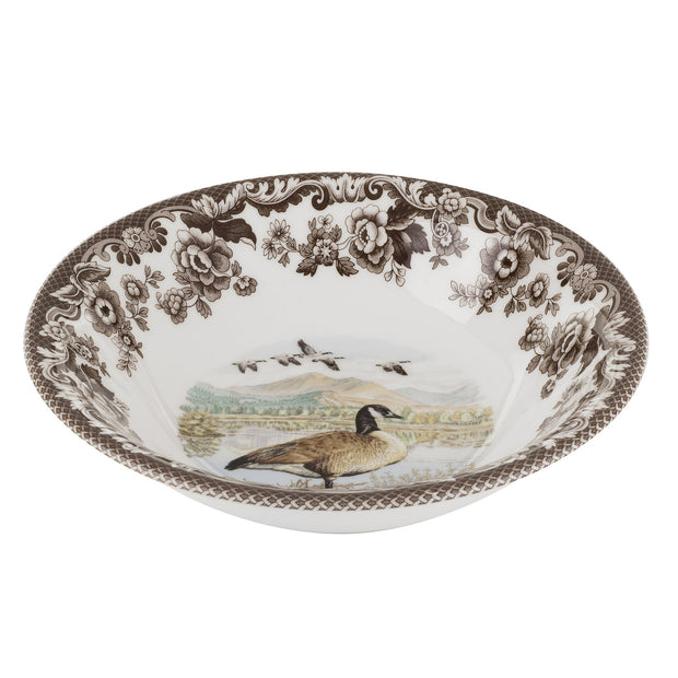 Spode Woodland Bird Cereal Bowl-CANADA GOOSE-Kevin's Fine Outdoor Gear & Apparel