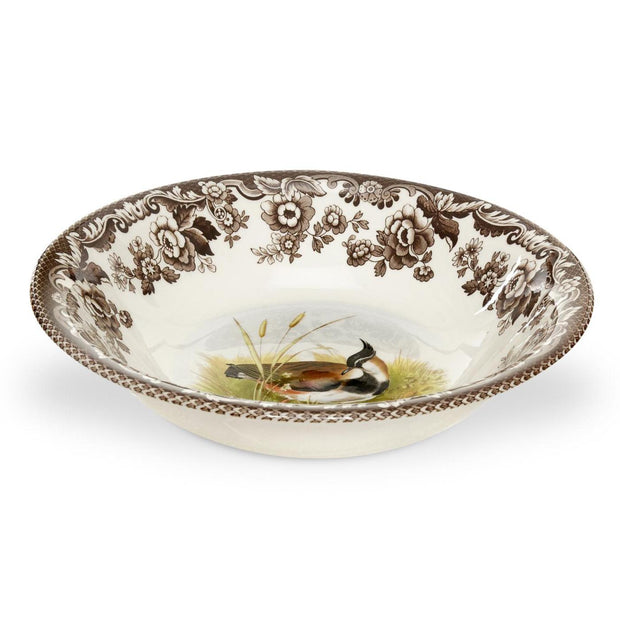 Spode Woodland Bird Cereal Bowl-LAPWING-Kevin's Fine Outdoor Gear & Apparel