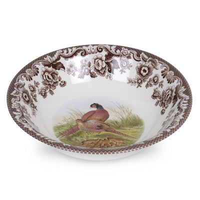 Spode Woodland Bird Cereal Bowl