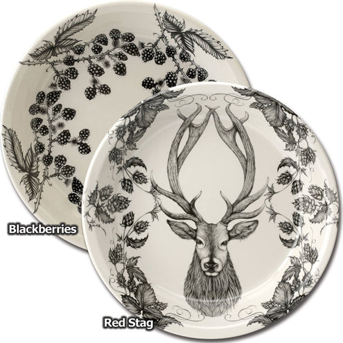 Enchanted Woods Pie Dish