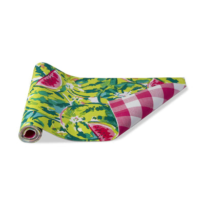 Dolce Vita Table Runner-HOME/GIFTWARE-Watermelon Multi-Kevin's Fine Outdoor Gear & Apparel