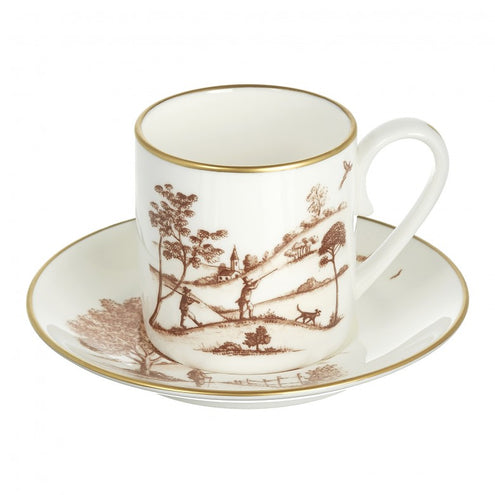 William & Son LTD Shooting LIfe Cup and Saucer