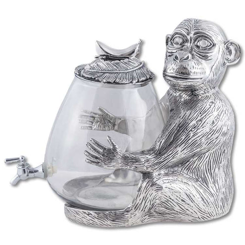 Monkey Beverage Dispenser-HOME/GIFTWARE-Star Home Designs-DEFAULT TITLE-Kevin's Fine Outdoor Gear & Apparel