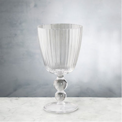 BEATRIZ BALL Venice Clear Acrylic Glass