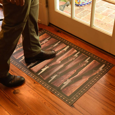 Kevin's 2ft x 3ft Vinyl Floor Cloth