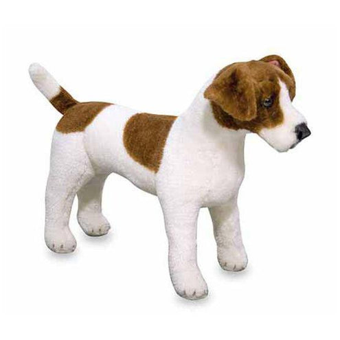 Jack Russell Terrier Giant Stuffed Animal