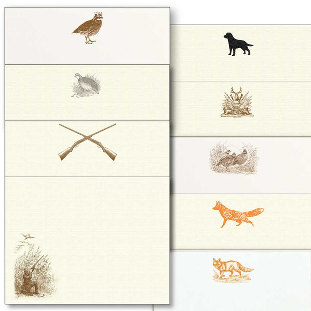 Sporting Note Card Sets-HOME/GIFTWARE-Maison De Papier-Kevin's Fine Outdoor Gear & Apparel