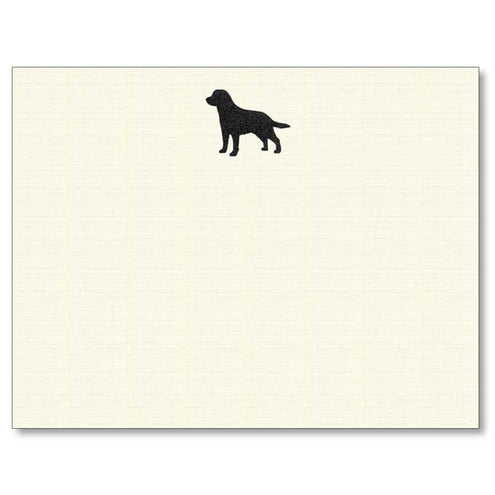 Sporting Note Card Sets-HOME/GIFTWARE-Maison De Papier-BLACK LAB-Kevin's Fine Outdoor Gear & Apparel