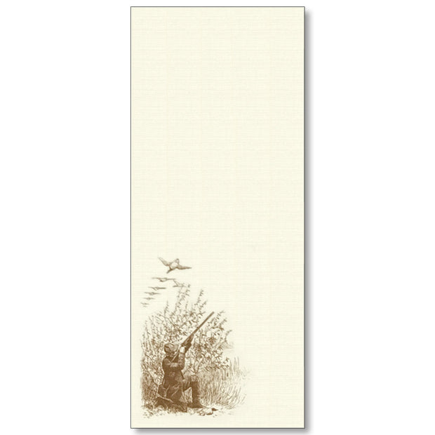 Maison de Papier Long Notepads-HOME/GIFTWARE-SHOOTER-Kevin's Fine Outdoor Gear & Apparel