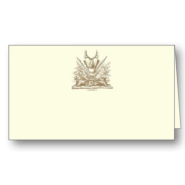 Kevin's Place Card (Set of 12)-HOME/GIFTWARE-Maison De Papier-Kevin's Fine Outdoor Gear & Apparel