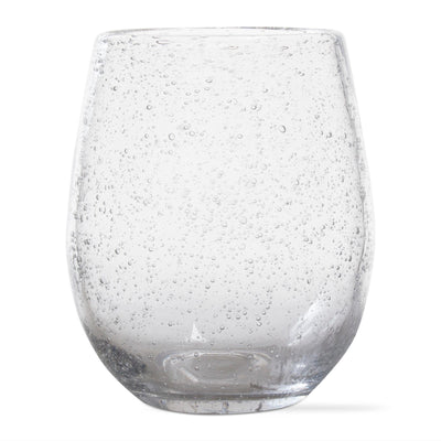Bubble Glass Stemless Glass-HOME/GIFTWARE-Clear-Kevin's Fine Outdoor Gear & Apparel
