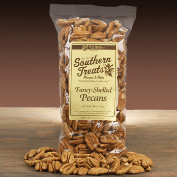Shelled Pecans (1 lb Halves)