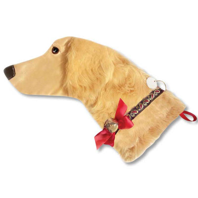 Golden Retriever Stocking