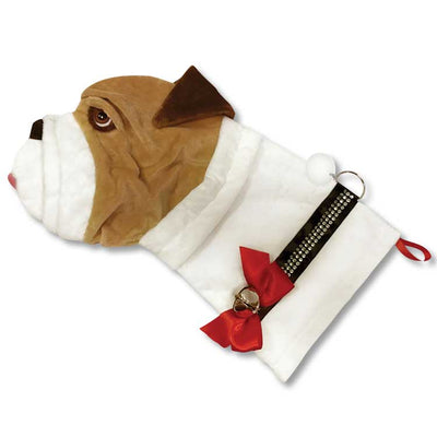 English Bulldog Stocking