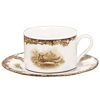 Fox Run  8 oz. Cup & Saucer