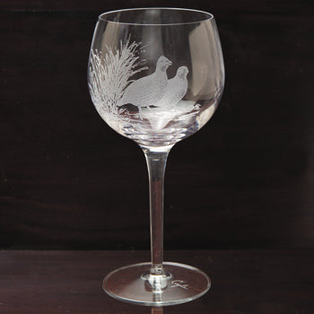 Kevin's Crystal Red Wine Glass 18 oz.