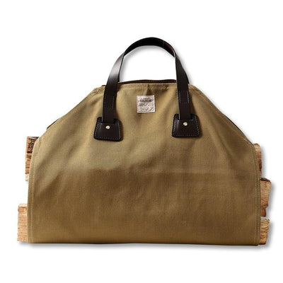 Filson Log Carrier