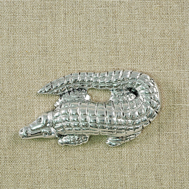 Not Just For Napkins Weight Croc