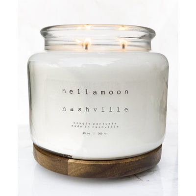 Nellamoon 48 Ounce Lumiere Candle