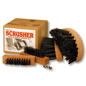 Scrusher Replacement Brushes