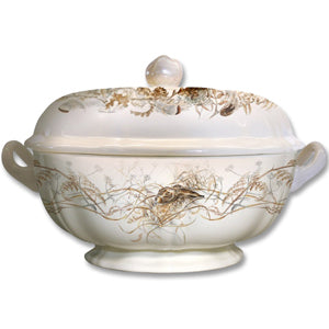 Game China - Soup Tureen
