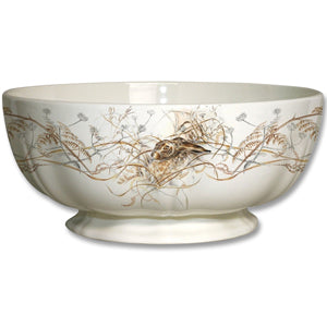 Game China - Open Vegetable/Serving Bowl