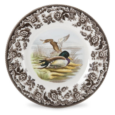 Spode Woodland Salad Plate-HOME/GIFTWARE-MALLARD-Kevin's Fine Outdoor Gear & Apparel