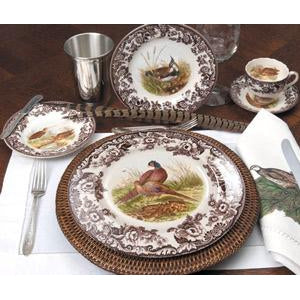 Spode Woodland Dinnerware 5 pc. Place Setting
